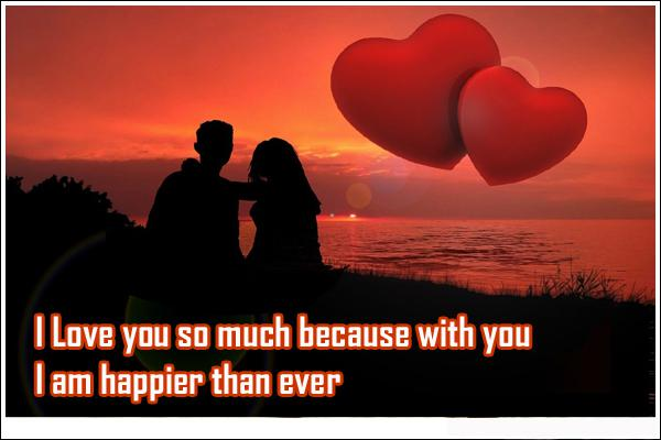 I Love You So Much Quotes And Images : love you so much quotes i love you so much because with you i am ...